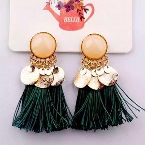 🌺4 for $25🌺 Boho Chic Tassel Fringe Earrings NWT